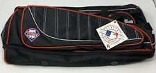 New NWT Philadelphia Phillies MLB Convertible Backpack Duffel Bag Red Black