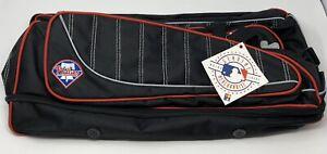 New NWT Philadelphia Phillies MLB Convertible Backpack Duffel Bag Red Black