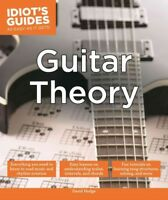 Idiot's Guides Guitar Theory, Paperback by Hodge, David, Brand New, Free ship...