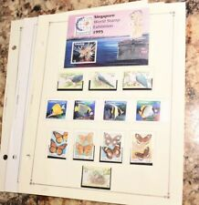 Tokelau Islands Collection Part 3 1995 - 1997 Much Mnh cv $95+ zz992