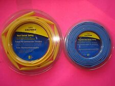 16 FEET HEAT SHRINK TUBING WRAP POLYOLEFIN PRIMARY GROUND STRANDED CABLE WIRE