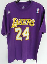 ADIDAS Nba t-shirt los angeles lakers vintage basket Shirt nba basket vintage