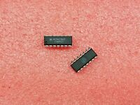 2x MOTOROLA MC14071BCP CMOS QUAD 2-INPUT OR GATE