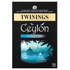 Twinings Ceylon Tea Bags 50 per pack
