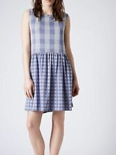 Topshop Scoop Neck Skater Casual Dresses for Women