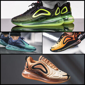 SCARPE UOMO Nike AIR MAX 720 silver nere bianche DONNA CON SCATOLO 97 90 270