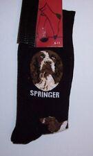 Springer Spaniel Dog Mens/Womens Socks