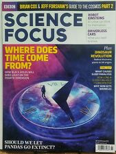 BBC Science Focus May 2017 Where Does Time Come From Black Hole FREE SHIPPING sb