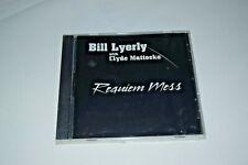 Bill Lyerily w/Clyde Mattocks  Requiem Mess - CD Brand New Sealed 2001