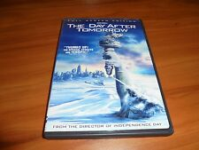 The Day After Tomorrow (DVD, Full Frame 2004) Jake Gyllenhaal Dennis Quaid Used