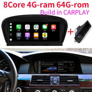 """8.8"""" Android Car GPS Navigation For BMW 3 BMW 5 series E60 E61 E90 E91 2003-2011"""