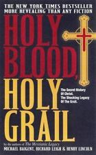 Holy Blood, Holy Grail by Baigent, Michael; Leigh, Richard; Lincoln, Henry