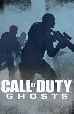 2013 ACTIVISION CALL OF DUTY GHOSTS SHADOWS POSTER 22X34 NEW FREE SHIPPING