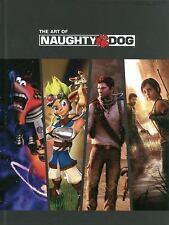 The Art of Naughty Dog Naughty Dog Studios Hardcover