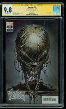 Venom #21 CGC SS Signed by Donny Cates Crain Variant CGC 9.8 NM/M Marvel Comics