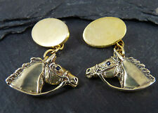 Gold Animals & Insects Theme Cufflinks for Men