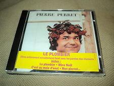"""CD NEUF """"LE PLOMBIER"""" Pierre PERRET"""