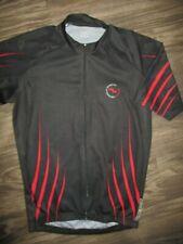 De Marchi Cycling Jersey (Small) Black