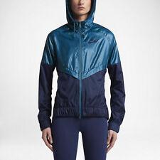 Nike Sportswear Windrunner Women's Jacket - Size Small Binary Blue 804947 457