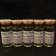 5pcs Sheep Placenta Serum Anti-wrinkle Anti-aging Skin Care  pure derma roller