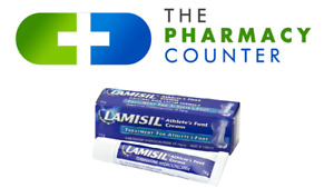 Lamisil AT 1% Cream | Soothing Relief & Treatment for Fungal Skin Conditions7.5g