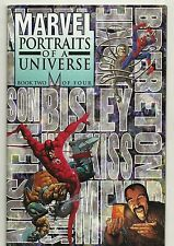 MARVELS PORTRAITS A UNIVERSE #2 - 1995 AGE OF HEROES - SPIDER-MAN DOCTOR STRANGE