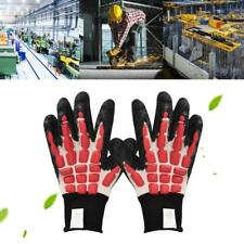 1 Pair Anti Safety Vibration Working Gloves Vibration and Shock Gloves Anti