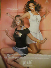 Destiny's Child, Beyonce, Got Milk?, Full Page Ad
