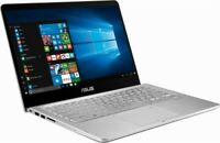 "Asus 14"" Laptop Intel Core i5 8GB 1TB Windows 10 - Silver"