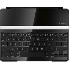 Logitech - Bluetooth Keyboard for Apple® iPad® 2nd-, 3rd- and 4th-Generation