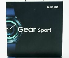 Brand New Samsung Galaxy Gear Sport SM-R600 Bluetooth Fitness Smart Watch BLUE