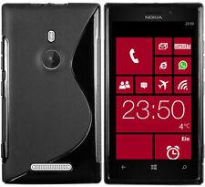 mumbi Hülle für Nokia Lumia 925 Schutzhülle Case Cover Tasche Bumper Schutz