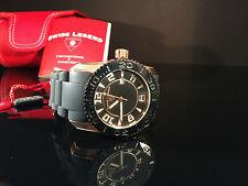 Swiss Legend Men's Chronograph Watch SL 20068-RG-0-BB