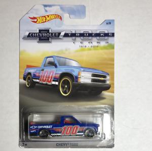 Hot Wheels Chevy 1500