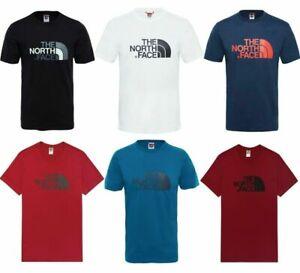 North Face Big Logo Crew Neck Short Sleeve  T shirt-SALE