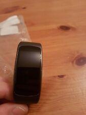 2 Samsung Gear Fit-Negro (SM-R360) 4gb Correa De Gran Tamaño Buen Estado
