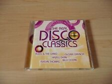 CD The Real discoteca Classics: gloria Gaynor Evelyn Thomas Kool & The Gang Billy OC