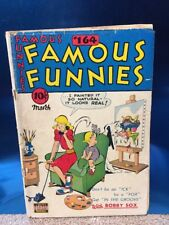 Famous Funnies #164 Eastern Color 1948 Golden Age Comic Book