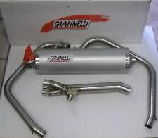 Scarico Completo Giannelli Nuovo Kawasaki ER-5 04