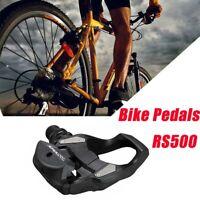 PD-RS500 SPD-SL Road Bike Pedals with SPD-SL 3 bolt SH11 Float Cleats~