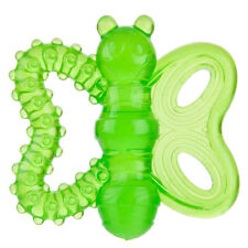 JW TOY PLAYPLACE BUTTERFLY SMALL ASSORTED COLORS DOG TOY. FREE SHIPPING TO USA