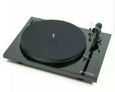 Pro-ject essential ii Digital Turntable + OM 5E Ortofon Cartridge Brand New