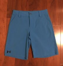 **REDUCED** Under Armour Boys Golf Shorts Sz Youth Medium - EUC!!!