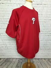 PHILADELPHIA PHILLIES Majestic Men's XL Sweatshirt