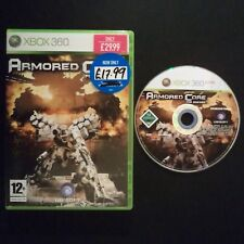 ARMORED CORE FOR ANSWER Microsoft XBOX 360 UK PAL English・♔・FROM SOFTWARE NAMCO
