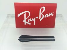 Authentic RayBan RB 3342 WARRIOR Replacement Temple (Arm) Tips for Black Ray-Ban
