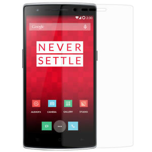 """AMZER Clear Screen Guard Protector Shield For OnePlus One 2014 5.5"""""""