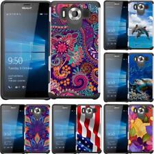 For Microsoft Lumia 950 / Lumia 950 XL Nokia Case Slim Hybrid Armor Phone Cover