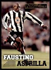 Merlin Premier Gold 1996-1997 - Newcastle United Faustino Asprilla #104