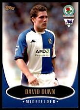 Topps Premier Gold 2003 - Blackburn Rovers David Dunn - BR1